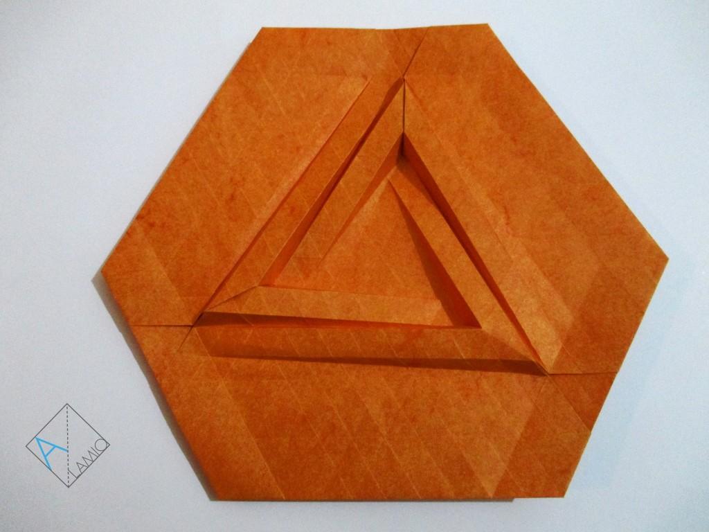 Triangular Spaceness