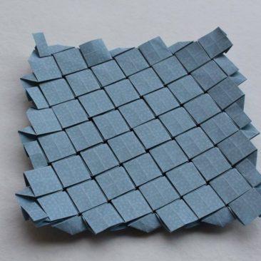 Square Isoarea Tessellation